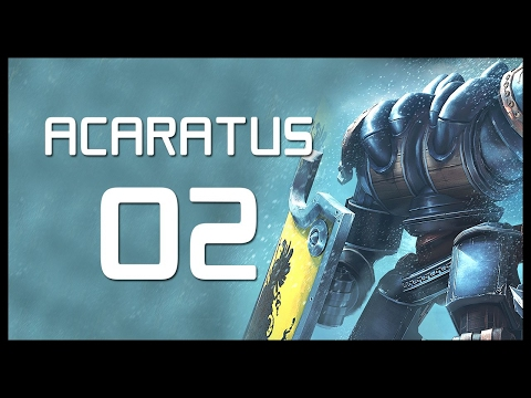 Let's Play Acaratus Gameplay Part 2 (MEET MORTY SPECIAL FEATURE)