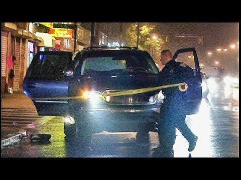 Blue Hill Ave. Mattapan shooting