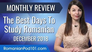Why Your Worst Days Are The Best Days To Study? | Romanian December Review
