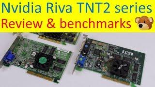 Nvidia Riva TNT2 retro review