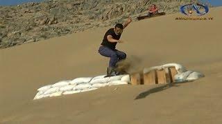 Sandboard se toma Antofagasta