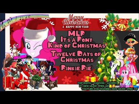 MLP It's a Pony Kind of Christmas : Twelve Days of Christmas (Pinkie Pie)