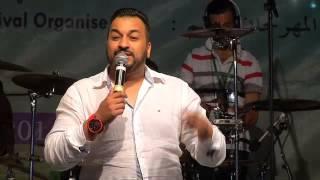 كادير الوهراني في مهرجان الصيف الموسيقي في الجزائر