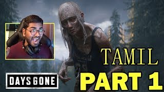 Days Gone Part 01 | Tamil Gaming