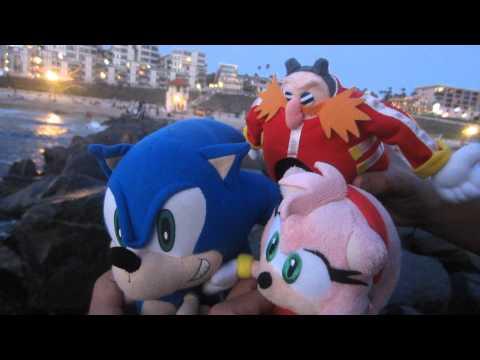 ABM Adventure: Sonic & Amy at the Beach...
