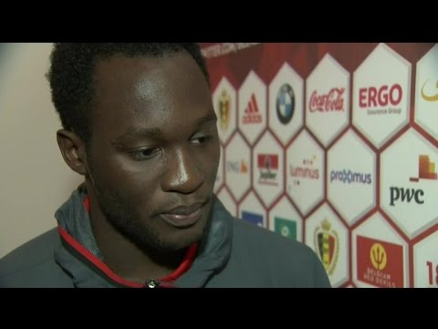 Romelu Lukaku's Interview - Everton future in doubt HD