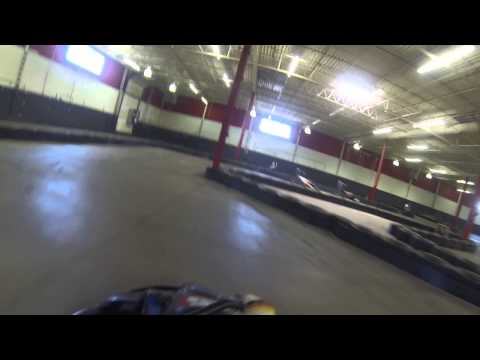Chicago F1 June 14th 2014 Karting Event Race Group 1 PIC Ted Birks
