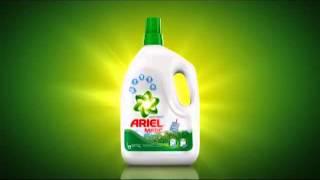 Quảng cáo bột giặt Ariel - PQC017