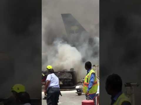 GPU Fire @ Jeddah