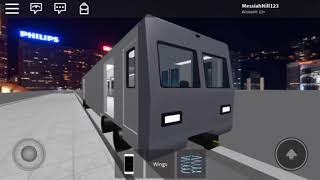 Roblox W1 Subway Testing