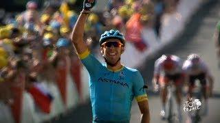 Победа Омара Фраиле на Тур де Франс!