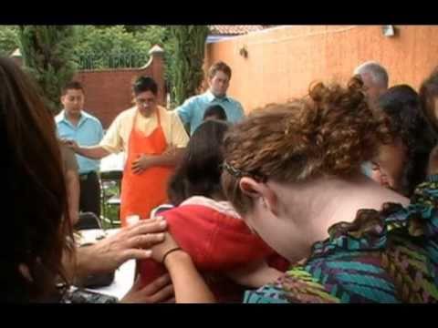 Celebrant Singers Reprise - Oaxaca 2010