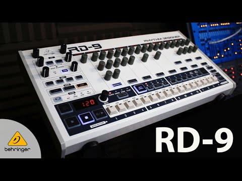Re-Introducing Behringer RD-9 Rhythm Designer