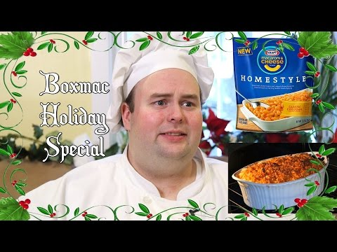 BoxMac 23: Holiday Special - Kraft Homestyle vs. Junt's Homestyle