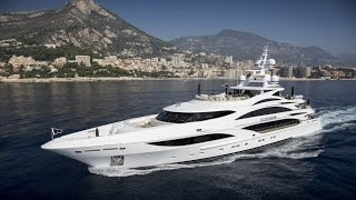 Magnificent Illusion V Luxury Superyacht (by Benetti)