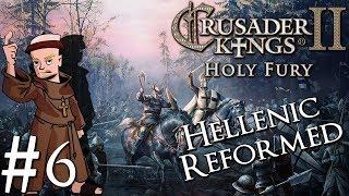 Crusader Kings 2 Holy Fury   By Jupiter   Part 6   Small Pox