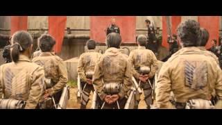 Атака титанов. Фильм первый: Жестокий мир - Trailer