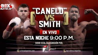 Previa Canelo Álvarez vs Callum Smith