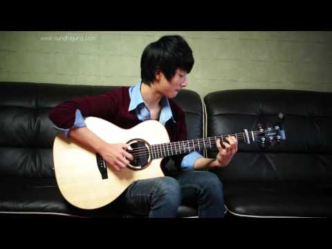 (Maroon 5) She Will Be Loved by Sungha Jung tab