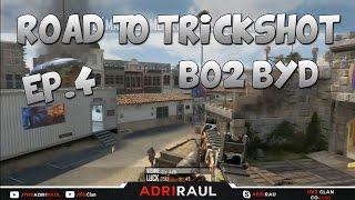 Road To Trickshot con Adri! Ep.4 (SICK HITMARKER) - Black Ops 2 (ByD) - iQiz Adri