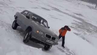 4Wd Allwheel drive Volga GAZ3110 test drive 4x4. Полноприводная Волга ГАЗ3110 тест драйв.(Светодиодные фары для внедорожников - vk.com/viniloff_nakleyki - ИНТЕРНЕТ МАГАЗИН 4Wd Allwheel drive Volga GAZ3110 test drive 4x4. Полноприв..., 2014-10-04T20:43:58.000Z)
