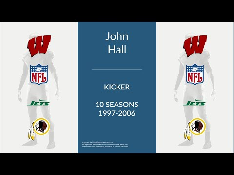 John Hall: Football Kicker