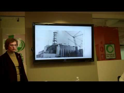 Global Green USA: The Future of Nuclear Energy, Chernobyl and Fukushima -- Manzurova Part 2