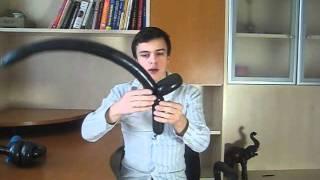 Автомат УЗИ. Денис Легков. Черный пистолет готов к бою!