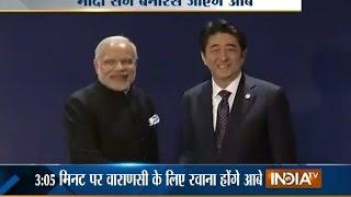 PM Modi, Shinzo Abe to Witness Ganga