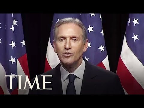 Mark Simone - Watch Boring Howard Schultz Have To Beg the Audience To Clap