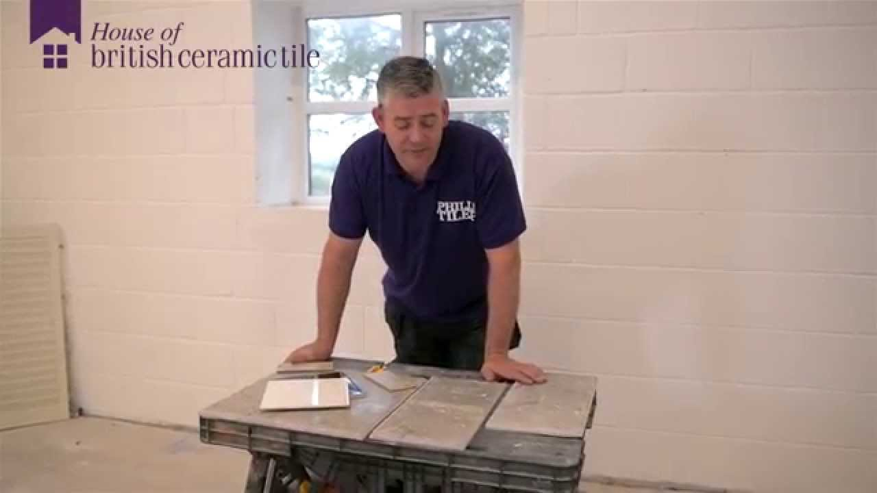 How to choose the right tile by house of british ceramic tile how to choose the right tile by house of british ceramic tile youtube dailygadgetfo Choice Image