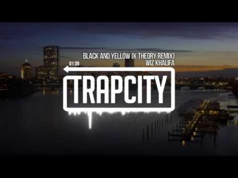 Wiz Khalifa  Black And Yellow K Theory Remix