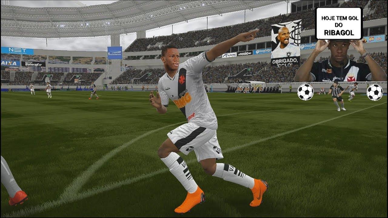 Fifa 16 Patch 2020 Botafogo X Vasco Da Gama Jogãooo