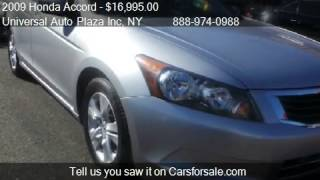 2009 Honda Accord LX-P Sedan AT for sale in Long Island City