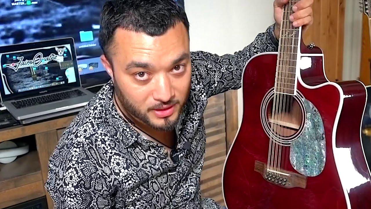 Escalas En Todos Los Tonos Para El Requinto tutorial ( guitarras y mas )