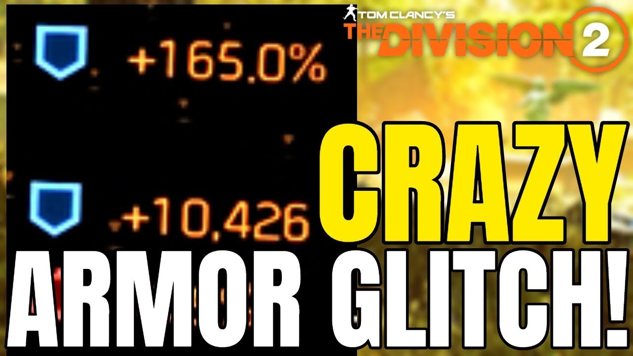 The Division 2 NEWS! GAME BREAKING ARMOR GLITCH, SKILLS FEEDBACK & MORE!