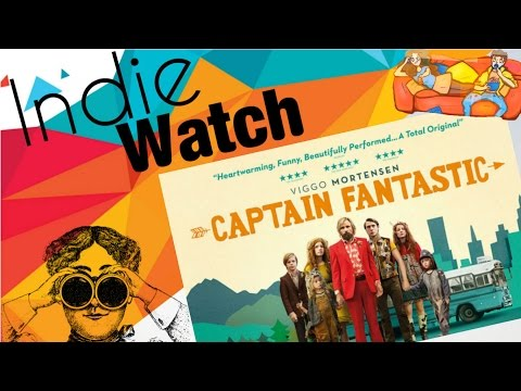 Captain Fantastic (2016) Will Viggo Get His Oscar? Review- Indie Watch