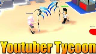 POKRAČOVÁNÍ YOUTUBERSKÉHO TYCOONU S MAKKY!😱😂 Roblox Youtuber Tycoon w/Makky