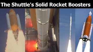 The Amazing Engineering Behind Solid Rocket Boosters
