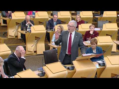 Debate: UK Withdrawal from the European Union (Legal Continuity) (Scotland) Bill - 7 March 2018