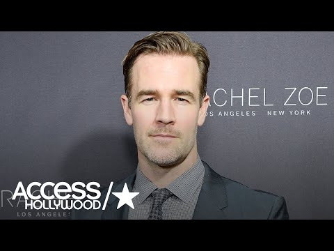 James Van Der Beek Claims He Was Sexually Harassed By 'Older, Powerful Men' In Hollywood
