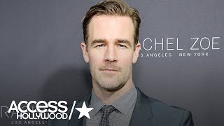 James Van Der Beek Claims He Was Sexually Harassed By