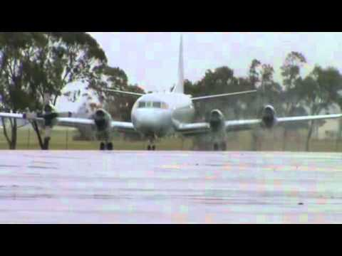 AP-3C Orion RAAF 70th Anniversary 10 & 11 Squadrons Adelaide 2009