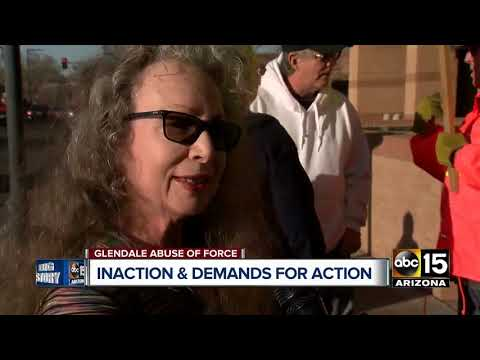 Inaction and demands for action