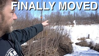The CORRECT Video 100% Moved Into The Acreage! Another Video Coming In A Couple Days