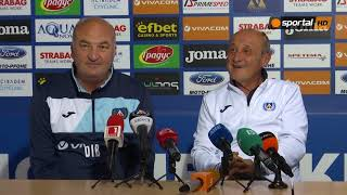 Делио Роси: За нас сблъсъкът с ЦСКА-София в сряда започва от 0:0