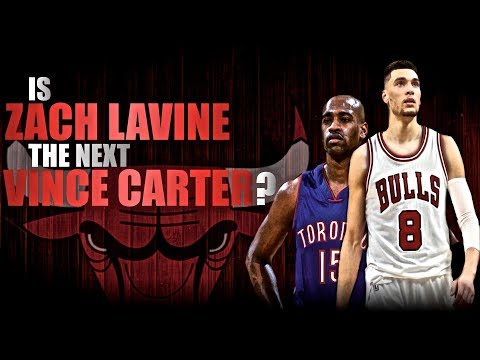 Is Zach Lavine The Next Vince Carter?