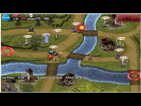 Millennium War Aigis - Rural District Battle Hard 300 Clear