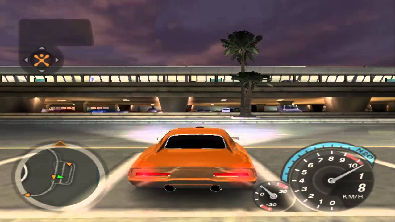 Need For Speed Underground 2 Dodge Charger Rt 69 2000