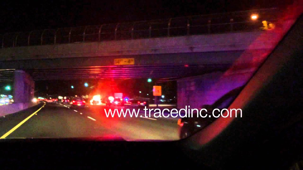 car fire route 17 north paramus new jersey youtube